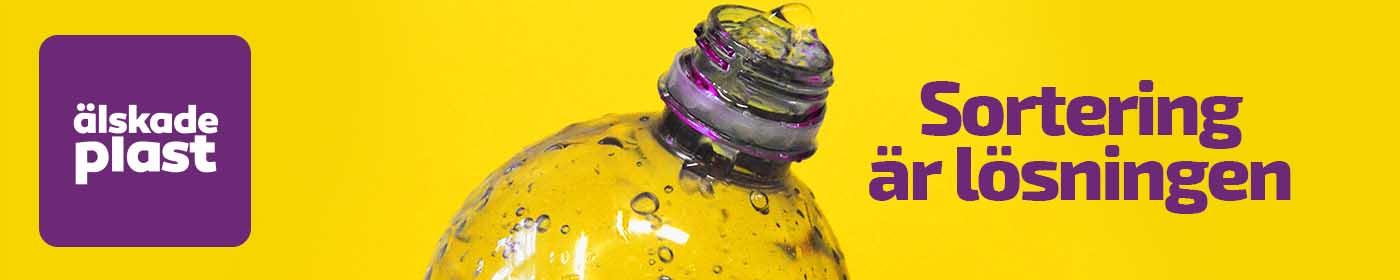 Ämnessidans huvudbild för Älskade plast